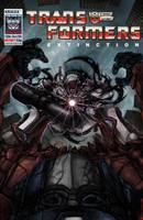 The End - Megatron vs Optimus by kriksix
