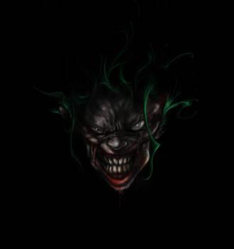 The Joker by kriksix