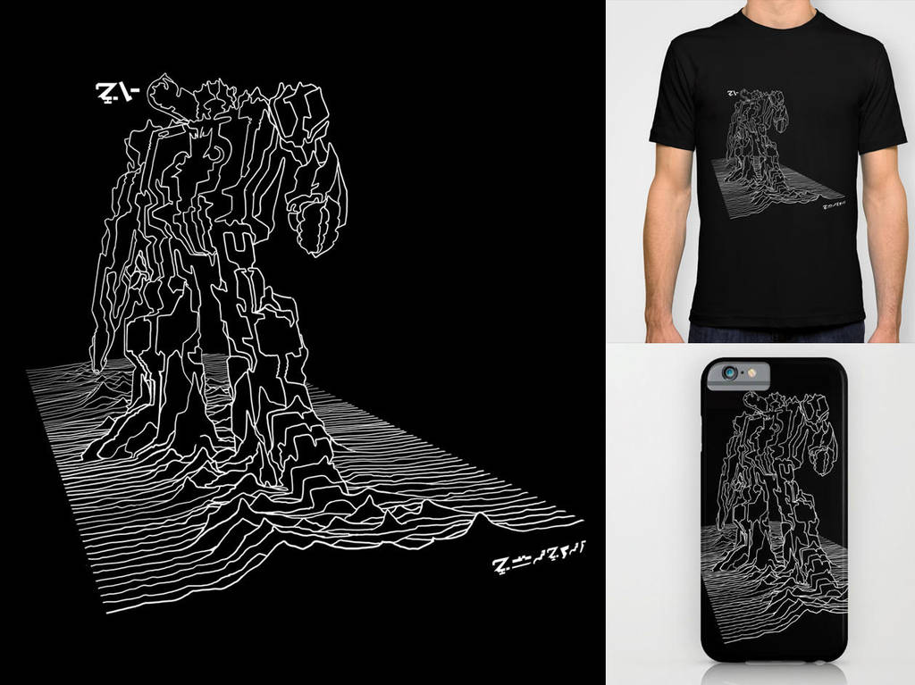 Soundwave design tee shirt sale on Society6 by kriksix