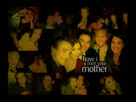 How I met your mother by WillyFuckface