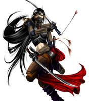 The Samurai by crackcat911