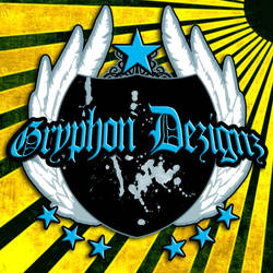 Gryphon Designz Logo by DarrienG1