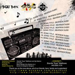 The Era CD Insert BACK by DarrienG1