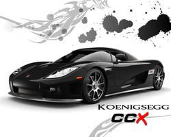 Koenigsegg CCX by odineidolon