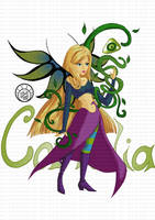 Cornelia by axeL-zeck