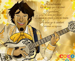 Hector Rivera / COCO by karlss123