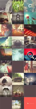 Instagram Series: Alphabet by angelaacevedo
