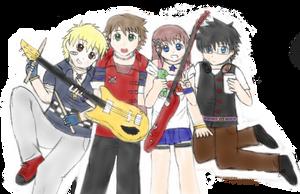 Idol Days! by CyanoDrake