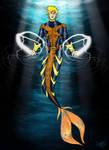 ''Orvar merman'' commission by hope30789