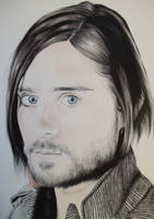Jared Leto by LianneC