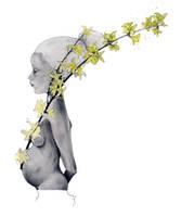 Flower Girl by Saliwanchik