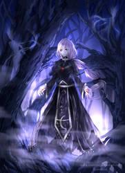 Commission: Purpura Lost Child by EvanRank