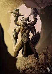 Debut Monster by ZaprART
