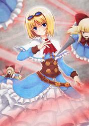 Alice by necrofantasian