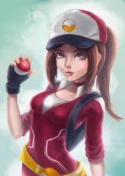 PokemonGO by necrofantasian
