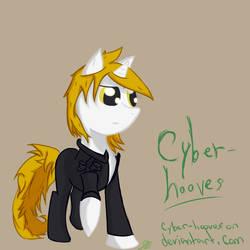 Cyber-Hooves Remastered by GunshotXxX
