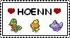 Hoenn lover stamp by pikachuafwc