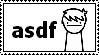 asdf movie fan stamp by pikachuafwc