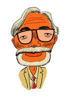 Sad Hayao Miyazaki by mr-von-ungarn