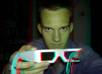 Just Put on your 3D Glasses by yellowishhaze