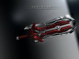 Obsidian 000 by kriminal2k3