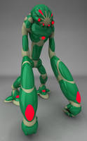 Jungle Robot by jojo1020