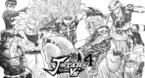 J-Stars Victory Vs 4 - page 01 by JStarsProject
