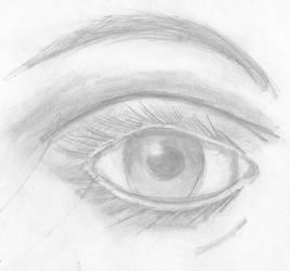 Eye Practice by SlayersStronghold