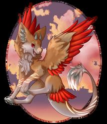 DTA 01: Firebird Umalyn by SlayersStronghold