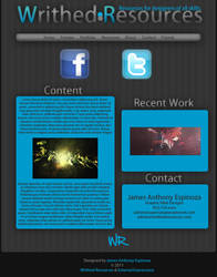 Writhed Resources Template by TheAnthonyE