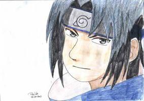 Sasuke Uchiha by parsek76