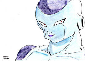 Dragonball - Frieza by parsek76