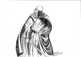 Ringwraith by parsek76