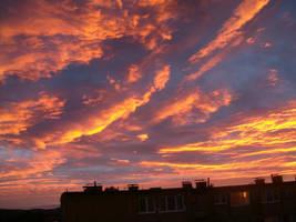 Sunset 03 by parsek76