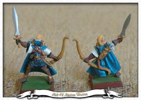 High Elf Shadow Warrior 3 by parsek76