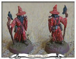 Arthur Wanderhat, Wizard by parsek76