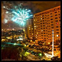 Fireworks 03 by parsek76
