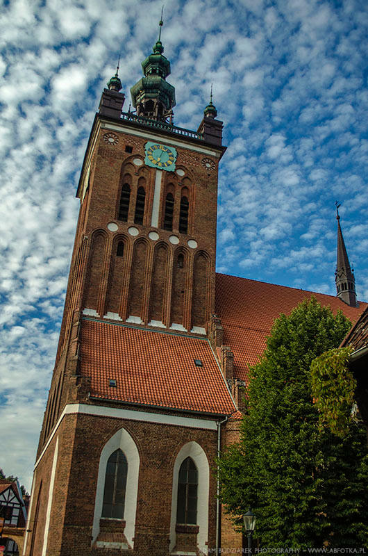 St. Catherine's Church by parsek76