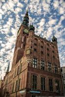 Main Town Hall in Gdansk by parsek76