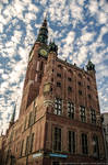 Main Town Hall in Gdansk by parsek76