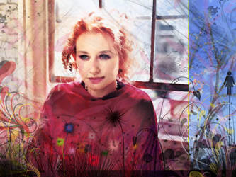Tori Amos by Morniee