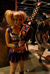 Juliet from Lollipop Chainsaw by nwpark