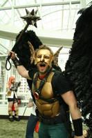 Hawkman 3 - ECCC 2012 by nwpark
