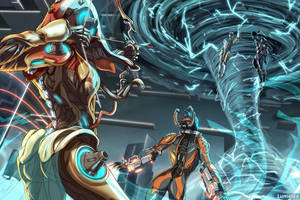 Warframe - Synergy by lumelya