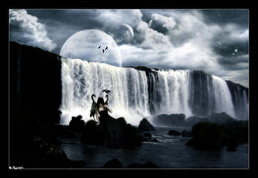 MoonFalls by Alyssian