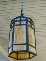 Stained Glass Gothic Lamp by FantasyStock