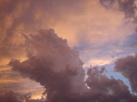 Sunset Twilight Clouds Sky 16 by FantasyStock