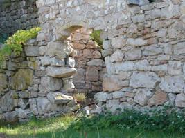 Mysterious Archway Door 2 by FantasyStock