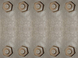 Seamless Bolted Texture by FantasyStock