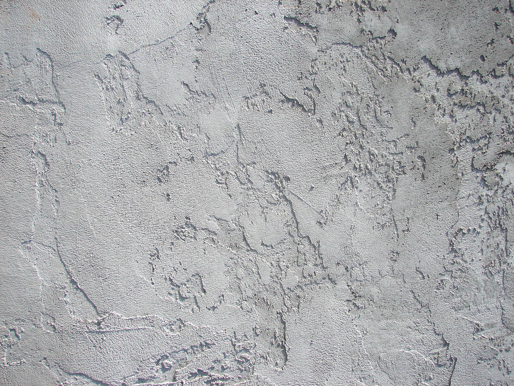 White Stucco Wall Texture 2 by FantasyStock